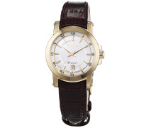 Damen-Armbanduhr XS Analog Quarz Leder SXDF48P1