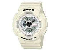 Baby-G Damen Armbanduhr BA-110PP-7AER