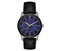 Analog Automatik Uhr mit Leder Armband KC50224001