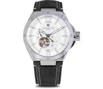 Italy Herren-Armbanduhr OLA0677L/SS/BN/NR
