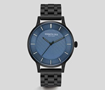 Analog Quarz Uhr mit Edelstahl Armband KC50195005