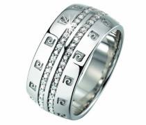 Damen-Ring Gravure Sterling-Silber 925