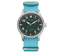 Armbanduhr GIB Analog Quarz Nylon P4260362630079