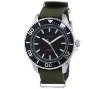 Analog Quarz Uhr mit Nylon Armband SO-3484-LQ