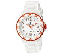 Armbanduhr XL Analog Quarz Silikon BM603-586D