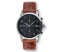 Armbanduhr Chronograph Quarz Silikon FA-1035-03