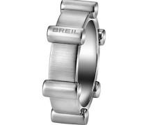 Herren-Ring Bullet Edelstahl