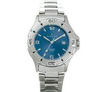 Herren-Armbanduhr Analog Quarz Edelstahl 616802