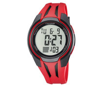-Armbanduhr Digital Digital Plastik K5703/2