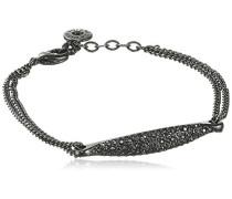 Armband Classic Kristall schwarz Rundschliff 0.5 cm - 601533192