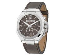 Armbanduhr STRONG Analog Quarz Leder R7251573002