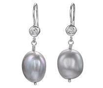 Dower Hall Pearlicious Ohrhänger, Sterling-Silber 925