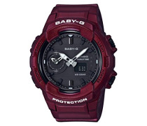 Baby-G Damen-Armbanduhr BGA-230S-4AER