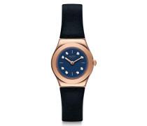 Erwachsene Analog Quarz Uhr mit Leder Armband YSG152