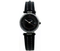 Damen-Armbanduhr Analog Quarz Leder SPE1622-0001