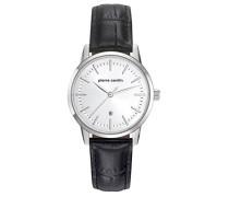 Analog Quarz Uhr mit Leder Armband PC901862F01