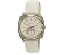 Damen-Armbanduhr Quarz Leder JP100342F04