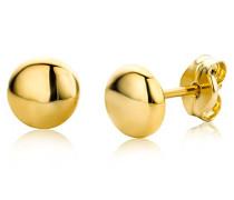 Ohrringe Gelbgold 9 Karat/375 Gold Ohrstecker