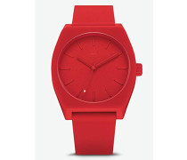 Analog Quarz Smart Watch Armbanduhr mit Silikon Armband Z10-191-00