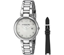 Analog Quarz Uhr mit Edelstahl Armband 1600-ST-00995