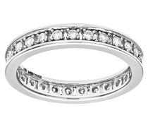 Damen-Ring 18 K 750 Weißgold Diamant