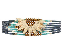 Damen-Manschetten Armbänder Edelstahl E18LMARLNA