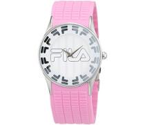 Damen-Armbanduhr Analog Quarz Kautschuk FA0848-22