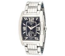 Armbanduhr Swiss Made Analog Edelstahl CRD003A221B