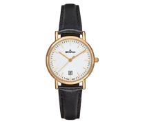 Damen-Armbanduhr Analog Quarz Schwarz 3229.1513