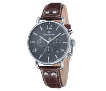 Herren- Armbanduhr Analog Quarz ES-8001-04