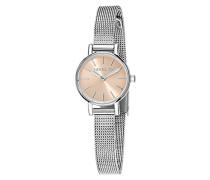Analog Quarz Uhr mit Edelstahl Armband R0153142501
