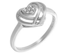 Ringe 925_Sterling_Silber zirkonia '- Ringgröße 56 (17.8) zr-7368/56