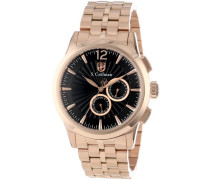 Herren- Armbanduhr Chronograph Quarz SC0272