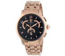 Herren- Armbanduhr Chronograph Quarz SC0240