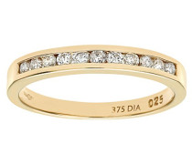 Damen-Ring 9 K 375 Gelbgold