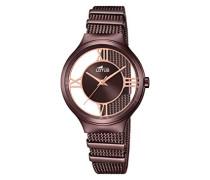Damen-Armbanduhr Analog Quarz Edelstahl 18336/1