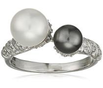 Damen-Ring Zirkonia weiß