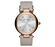 Marc Jacobs Armbanduhr Analog Quarz Leder MJ1408