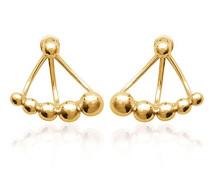 Ohrringe – vergoldet – bomj02003