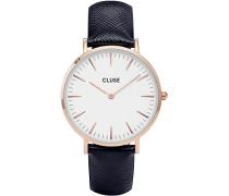 Unisex Erwachsene-Armbanduhr CL18029