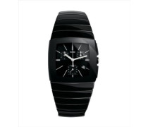 Armbanduhr Chronograph Quarz Keramik 538.0477.3.019