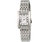 Damen-Armbanduhr Analog Quarz Edelstahl 12220975
