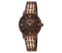 Armbanduhr Analog Quarz Edelstahl beschichtet PRW029X1
