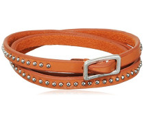 Jewelry Armband aus der Serie Spring bracelets versilbert orange 59.0 cm 291316342