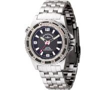 Armbanduhr XL Professional Diver Analog Automatik Edelstahl 6427-s1-7M