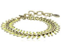 Jewelry Armband aus der Serie Spring bracelets vergoldet gelb 16.5 cm 291310062