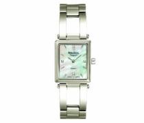 Bruno Söhnle Analog Quarz Uhr mit Edelstahl Armband 17-13111-952