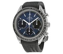 Armbanduhr Chronograph Automatik Kautschuk 32632405003001