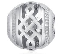 Damen-Bead 925 Silber rhodiniert - 60177004