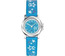 Unisex-Armbanduhr 647569 Analog Quarz Blau 647569